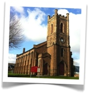 St Peter's Church Building, Stafford Street, Walsall, WS2 8DX